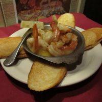 Shrimp Scampi App